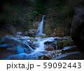 日本の滝百選、笹の滝 59092443