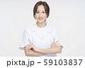 女性 医者 健康相談 59103837