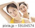 女性 スポーツ ヨガ 59104574