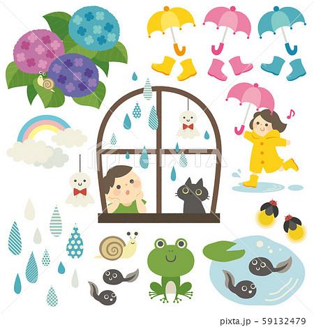 梅雨セット 59132479