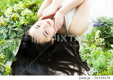 女性 ヘアケア ボタニカル ビューティー 美容 スキンケア 59149479