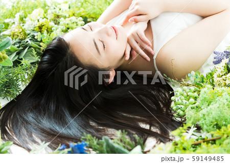 女性 ヘアケア ボタニカル ビューティー 美容 スキンケア 59149485