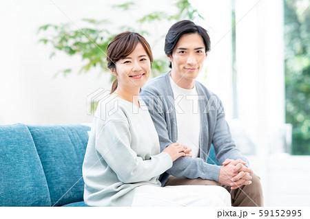 若い夫婦 59152995