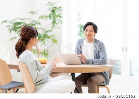 若い夫婦 59161163
