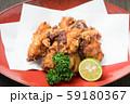 鶏の唐揚げ 59180367