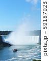 ナイアガラの滝 59187923