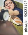 女性 ライフスタイル 59223197