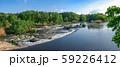 Dam on the Southern Bug River in Migiya, Ukraine 59226412