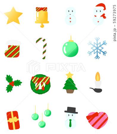 クリスマス オーナメント 素材 59273975