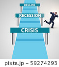 Concept of crisis and recession and challenges 59274293