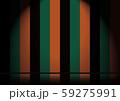 歌舞伎の定式幕 59275991