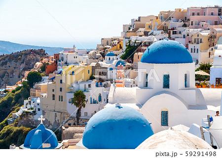 【ギリシャ】サントリーニ島 59291498