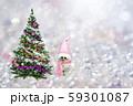 Christmas toy doll,Christmas tree 59301087