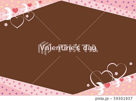 背景素材-バレンタインイメージ5 59301937