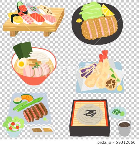 日式套餐日式套餐 59312060