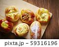 惣菜パン 59316196