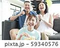 家族 ライフスタイル カラオケ 59340576