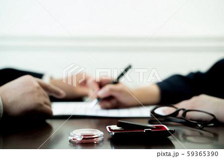 ビジネス 契約 59365390