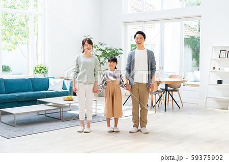 若い家族 59375902