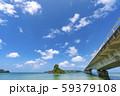 沖縄県 古宇利大橋 59379108