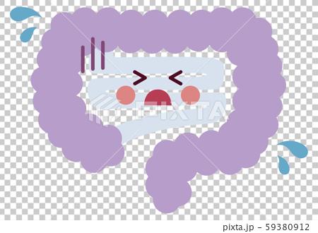 상태가 나쁜 곤란 얼굴의 장 59380912