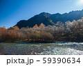 上高地 景色 旅行 観光客 59390634