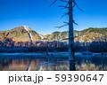 上高地 景色 旅行 観光客 59390647