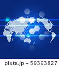 世界地図 地図 ビジネス背景 ビジネスイメージ グローバル 日本地図 59393827