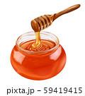 水彩ハチミツ 59419415