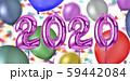 ハッピーニューイヤー2020 59442084