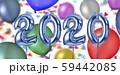 ハッピーニューイヤー2020 59442085
