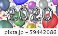 ハッピーニューイヤー2020 59442086