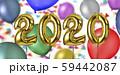 ハッピーニューイヤー2020 59442087