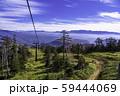 (長野県)木曽御岳ロープウェイ 眼下の景色 59444069