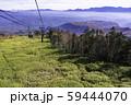 (長野県)木曽御岳ロープウェイ 眼下の景色 59444070