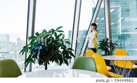 オフィス ビジネスウーマン  59449662