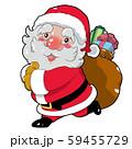 サンタクロース 59455729