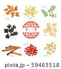 薬膳 / 漢方食材 / ほっこりイラスト-2 59463518