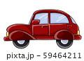 赤い自動車 59464211