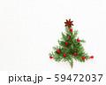 クリスマスツリー 59472037