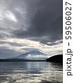 山中湖から見る富士山 59506027