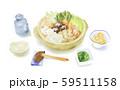 【イラスト】鍋物 59511158