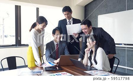 ビジネスグループ 59517798
