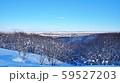 冬の釧路湿原 59527203