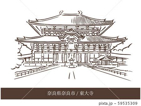 奈良県奈良市/東大寺 59535309