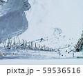 氷の世界 59536516