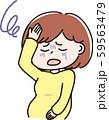 妊娠中のめまいや貧血 59563479