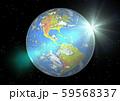 地球(アメリカ大陸,南米) 59568337