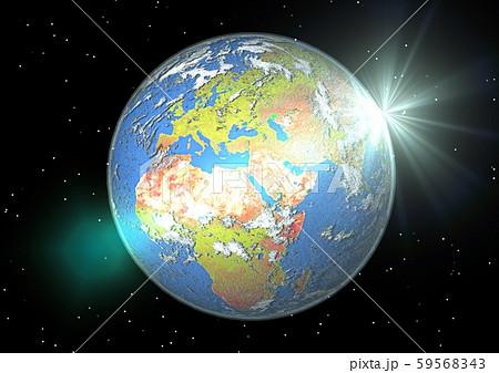 地球(ヨーロッパ,中東,アフリカ) 59568343