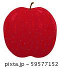 リンゴ 59577152